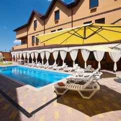 Гостиница Villa Stefana бассейн