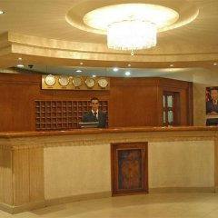 Отель Larsa Hotel Иордания, Амман - отзывы, цены и фото номеров - забронировать отель Larsa Hotel онлайн интерьер отеля фото 3