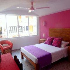 Отель Boutique Catedral Vallarta Пуэрто-Вальярта комната для гостей фото 5