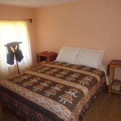 Отель Titicaca Lodge комната для гостей фото 5