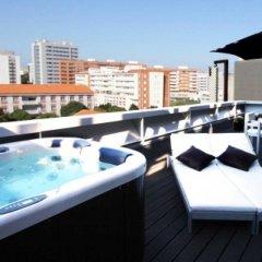 Отель BessaHotel Boavista бассейн фото 3