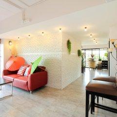 Отель Kailub Rooms Бангкок интерьер отеля