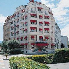 Отель Eden Hotel Швейцария, Женева - отзывы, цены и фото номеров - забронировать отель Eden Hotel онлайн городской автобус