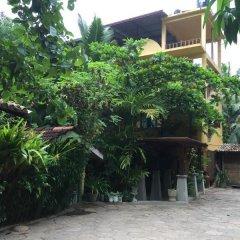 Отель Thambapanni Retreat Унаватуна парковка