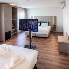 Oporto Airport & Business Hotel комната для гостей