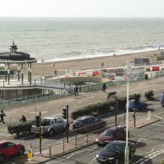 Kings Hotel пляж