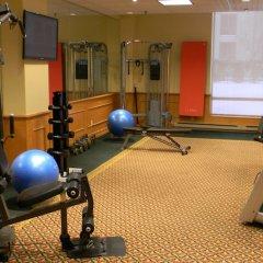 Отель Le Nouvel Hotel & Spa Канада, Монреаль - 1 отзыв об отеле, цены и фото номеров - забронировать отель Le Nouvel Hotel & Spa онлайн фитнесс-зал фото 3