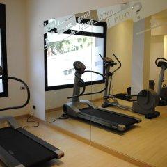 Отель Milano Италия, Падуя - отзывы, цены и фото номеров - забронировать отель Milano онлайн фитнесс-зал