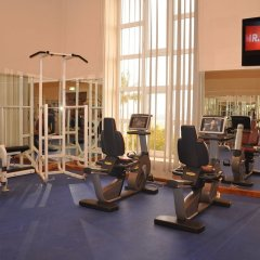 "Отель ""Luxury Villa in Four Seasons Resort, Sharm El Sheikh фитнесс-зал фото 2"