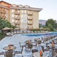 Akka Claros Турция, Кемер - отзывы, цены и фото номеров - забронировать отель Akka Claros онлайн бассейн