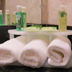 Holiday Inn Express Hotel & Suites Columbus - Easton Колумбус ванная