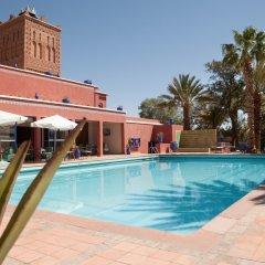 Отель Kenzi Azghor Марокко, Уарзазат - 1 отзыв об отеле, цены и фото номеров - забронировать отель Kenzi Azghor онлайн бассейн фото 3