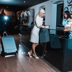 Отель Navalis Литва, Клайпеда - отзывы, цены и фото номеров - забронировать отель Navalis онлайн интерьер отеля