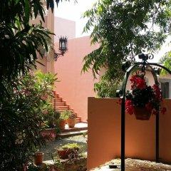 Отель Villa Hibiscus Джардини Наксос развлечения