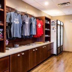 Отель Rodeway Inn & Suites Niagara Falls США, Ниагара-Фолс - отзывы, цены и фото номеров - забронировать отель Rodeway Inn & Suites Niagara Falls онлайн развлечения