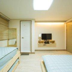 Отель GUEST HOUSE the hill Южная Корея, Сеул - отзывы, цены и фото номеров - забронировать отель GUEST HOUSE the hill онлайн комната для гостей фото 5