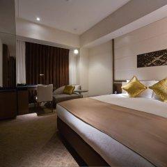 Отель Solaria Nishitetsu Hotel Ginza Япония, Токио - отзывы, цены и фото номеров - забронировать отель Solaria Nishitetsu Hotel Ginza онлайн комната для гостей фото 2
