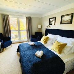 Отель Hanko Fjordhotell and Spa комната для гостей