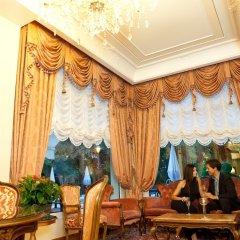 Отель Due Torri Италия, Абано-Терме - отзывы, цены и фото номеров - забронировать отель Due Torri онлайн интерьер отеля фото 3