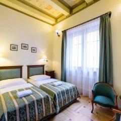Elite Hotel Прага комната для гостей фото 3