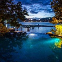 Отель Cerf Island Resort бассейн фото 3