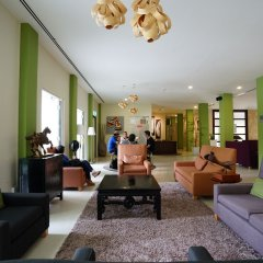 Отель Zen Rooms Changi Village Сингапур интерьер отеля