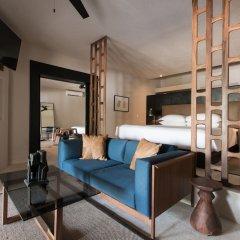 Отель Viceroy Zihuatanejo Сиуатанехо комната для гостей фото 5