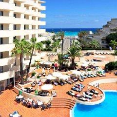 Отель SeaSun Siurell пляж