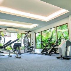 Отель Andaman Cannacia Resort & Spa Таиланд, пляж Ката - 1 отзыв об отеле, цены и фото номеров - забронировать отель Andaman Cannacia Resort & Spa онлайн фитнесс-зал фото 4
