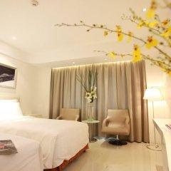 Отель Parkview O.city Hotel Китай, Шэньчжэнь - отзывы, цены и фото номеров - забронировать отель Parkview O.city Hotel онлайн комната для гостей фото 4