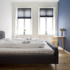 Отель Spacious Apartments in Copenhagen Centre Дания, Копенгаген - отзывы, цены и фото номеров - забронировать отель Spacious Apartments in Copenhagen Centre онлайн комната для гостей фото 4