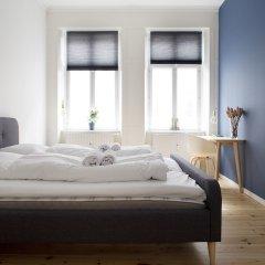 Апартаменты Spacious Apartments in Copenhagen Centre комната для гостей фото 4