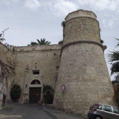 Отель Affittacamere Castello парковка