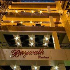 Отель Baywalk Residence Pattaya By Thaiwat развлечения