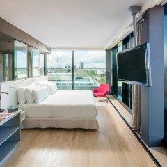 Отель Barcelo Hamburg Германия, Гамбург - 3 отзыва об отеле, цены и фото номеров - забронировать отель Barcelo Hamburg онлайн комната для гостей фото 4