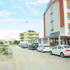 Demirci Hotel парковка