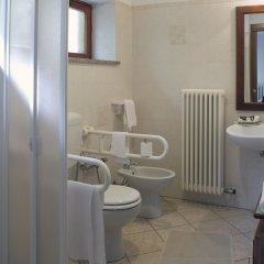 Отель Albergo Castello da Bonino Италия, Шампорше - отзывы, цены и фото номеров - забронировать отель Albergo Castello da Bonino онлайн ванная