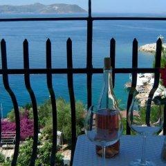 Cakil Pansiyon Турция, Каш - отзывы, цены и фото номеров - забронировать отель Cakil Pansiyon онлайн балкон