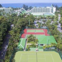 Отель Le Meridien Phuket Beach Resort спортивное сооружение