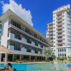 The Pattaya Discovery Beach Hotel Pattaya пляж