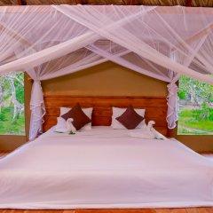 Отель Yala Safari Camping Шри-Ланка, Катарагама - отзывы, цены и фото номеров - забронировать отель Yala Safari Camping онлайн комната для гостей