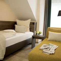 Hotel Am Moosrain Мюнхен комната для гостей фото 2