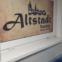 Altshtadt Hostel фото 24