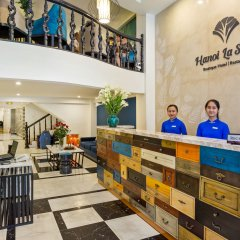 Отель Hanoi La Selva Hotel Вьетнам, Ханой - 1 отзыв об отеле, цены и фото номеров - забронировать отель Hanoi La Selva Hotel онлайн интерьер отеля фото 3