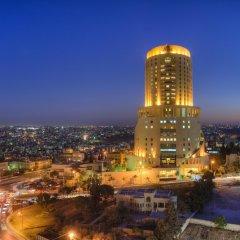 Отель Le Royal Hotels & Resorts - Amman городской автобус