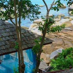 Отель Baan Hin Sai Resort & Spa пляж