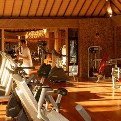Отель Le Taha'a Island Resort & Spa фитнесс-зал фото 2