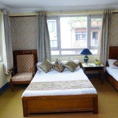 Отель Blue Diamond Непал, Катманду - отзывы, цены и фото номеров - забронировать отель Blue Diamond онлайн комната для гостей фото 2