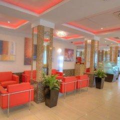 Alexandra Hotel Malta Сан Джулианс интерьер отеля фото 2