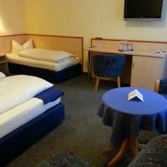 Отель City Partner Hotel Strauss Германия, Вюрцбург - отзывы, цены и фото номеров - забронировать отель City Partner Hotel Strauss онлайн комната для гостей фото 3